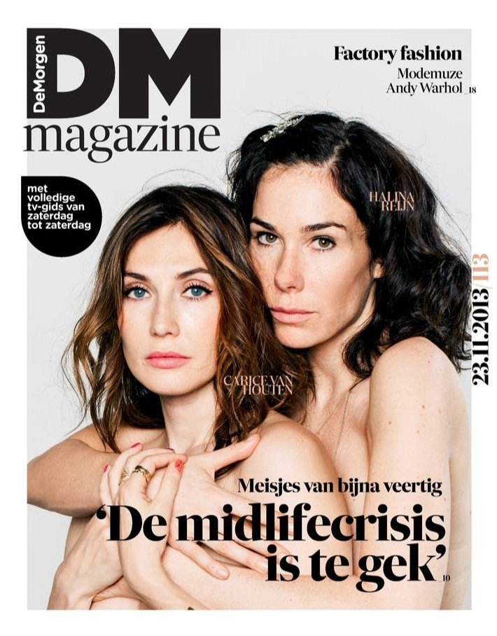 DM Magazine | Carice & Halina